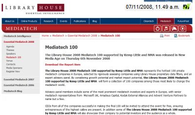 Mediatech 100 screenshot. to get there please click the pic